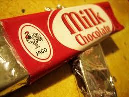 coklat jago