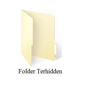 Folder terhidden