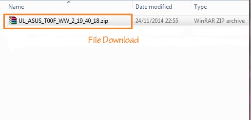 how to download files from asus webstorage