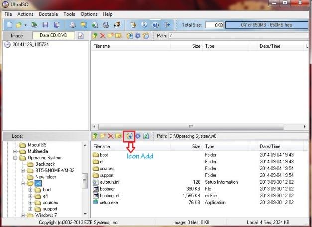 Memilihj File